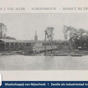 Hanzestad_Hasselt_-_Scheepswerf_Van_Aller_1914_(3)
